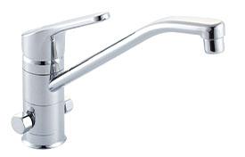 シングルレバー水栓 クロマーレ